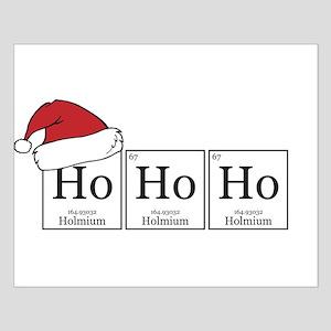 Ho Ho Ho [Chemical Elements] Small Poster
